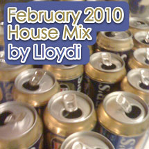 Cover art for 'House Mix - February 2010'