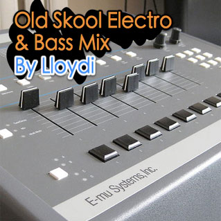 Cover art for 'Old Skool Electro - Jan 2010'
